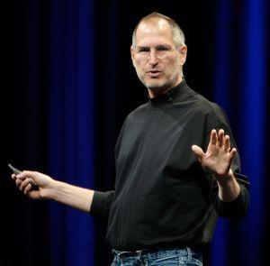 Steve Jobs en el WWDC 07 por Kyro